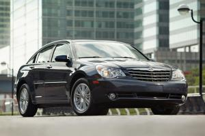 Chrysler Sebring 2007 года